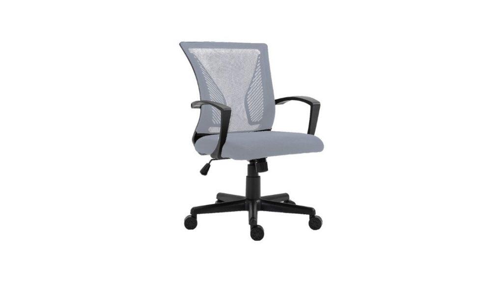 HALTER Desk Blue Gaming Mesh Chair
