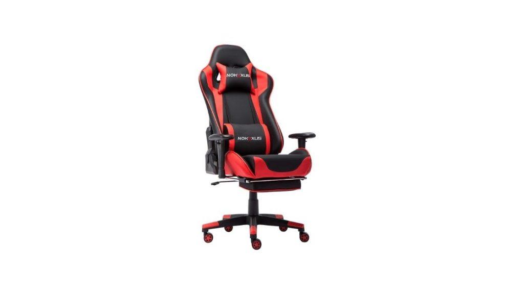 Nokaxus Gaming Chair Large Size