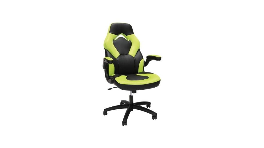 OFM Racing Style Leather Chair